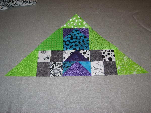 Triangle 1 done